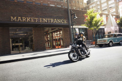 Nouvelle Street Twin 900 version 2019